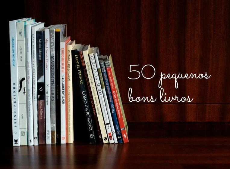 50 Pequenos bons livros
