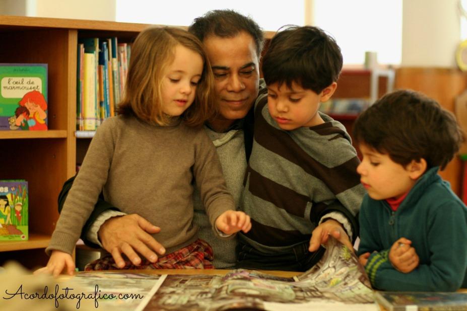 Pôr os miúdos a ler 1