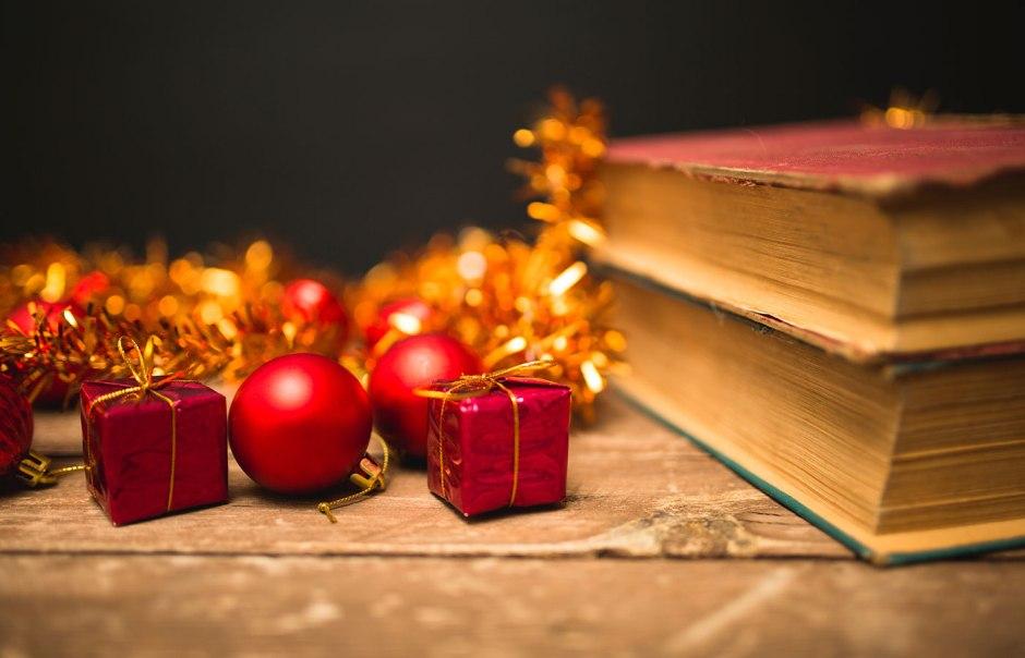 A Biblioterapeuta - Biblioterapia - 12 livros para o Natal 2018 - Sandra Barão Nobre