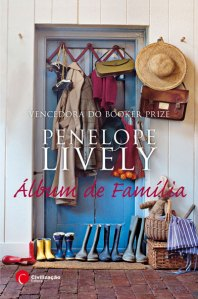 A Biblioterapeuta - Biblioterapia - Sandra Barão Nobre - Livros Inspiradores em 2018 - Álbum de Família - Penelope Lively