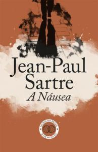 A Biblioterapeuta - Biblioterapia - Sandra Barão Nobre - Livros Inspiradores em 2018 - A náusea - Jean-Paul Sartre