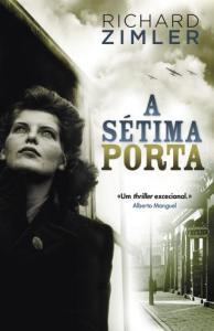 A Biblioterapeuta - Biblioterapia - Sandra Barão Nobre - Livros Inspiradores em 2018 - A sétima porta - Richard Zimler