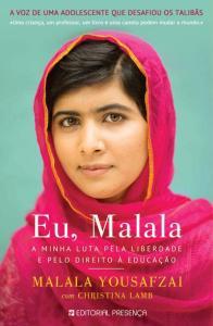 A Biblioterapeuta - Biblioterapia - Sandra Barão Nobre - Livros Inspiradores em 2018 - Eu, Malala - Malala Yousafzai