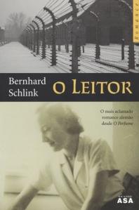 A Biblioterapeuta - Biblioterapia - Sandra Barão Nobre - Livros Inspiradores em 2018 - O Leitor - Bernhard Schlink