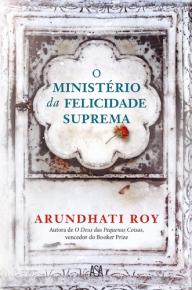 A Biblioterapeuta - Biblioterapia - Sandra Barão Nobre - Livros Inspiradores em 2018 - O Ministério da Felicidade Suprema - Arundhati Roy