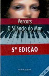 A Biblioterapeuta - Biblioterapia - Sandra Barão Nobre - Livros Inspiradores em 2018 - O Silêncio do Mar - Vercors
