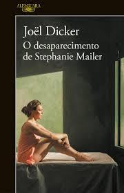 A Biblioterapeuta - Biblioterapia - Sandra Barão Nobre - Livros Inspiradores em 2018 - O desaparecimento de Stephenie Mailer - Joël Dicker