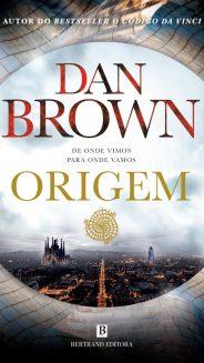 A Biblioterapeuta - Biblioterapia - Sandra Barão Nobre - Livros Inspiradores em 2018 - A Origem - Dan Brown