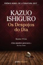 A Biblioterapeuta - Biblioterapia - Sandra Barão Nobre - Livros Inspiradores em 2018 - Os despojos do Dia - Kazuo Ishiguro