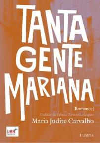 A Biblioterapeuta - Biblioterapia - Sandra Barão Nobre - Livros Inspiradores em 2018 - Tanta Gente Mariana - Maria Judite de Carvalho