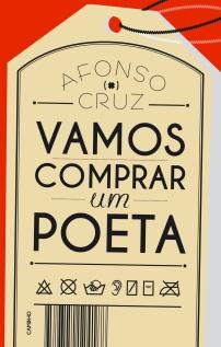A Biblioterapeuta - Biblioterapia - Sandra Barão Nobre - Livros Inspiradores em 2018 - Vamos comprar um poeta - Afonso Cruz