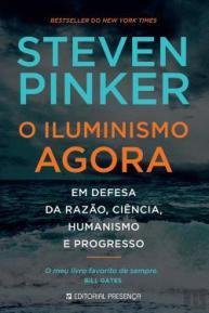 A Biblioterapeuta - Biblioterapia - Sandra Barão Nobre - O Iluminismo Agora - Steven Pinker