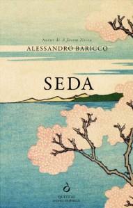 A Biblioterapeuta - Biblioterapia - Sandra Barão Nobre - Seda - Alessandro Baricco