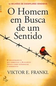 A Biblioterapeuta - Biblioterapia - Sandra Barão Nobre - Um homem em busca de um sentido - Viktor E. Frankl