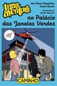 A Biblioterapeuta - Biblioterapia - Sandra Barão Nobre - Prova Oral - Antena 3 - Uma Aventura no Palácio das Janelas Verdes