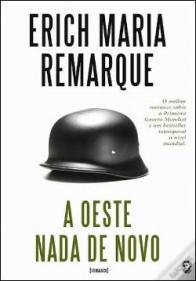 A Biblioterapeuta - Biblioterapia - Sandra Nobre - Prova Oral - Antena 3 - A Oesta nada de novo - Erich Maria Remarque