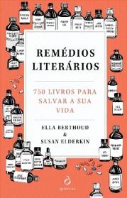 A Biblioterapeuta - Biblioterapia - Sandra Nobre - Prova Oral - Antena 3 - Remédios Literários - Ella Berthoud - Susan Elderkin