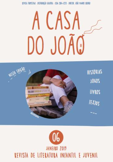 Sandra Barão Nobre - A Biblioterapeuta - Biblioterapia - A Casa do João - Janeiro 2019 - 1