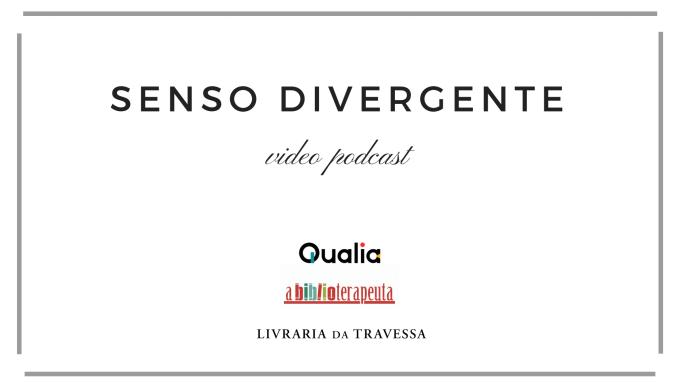Sandra Barão Nobre - A Biblioterapeuta - Biblioterapia - Senso Divergente Qualia - Livraria da Travessa Lisboa - Podcast
