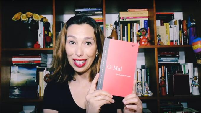 Sandra Barão Nobre - A Biblioterapeuta - Biblioterapia - MBooks - Loucos Por Livros