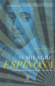 Sandra Barão Nobre - A Biblioterapeuta - Depressão Pós-Férias - O Milagre Espinosa - Frédéric Lenoir