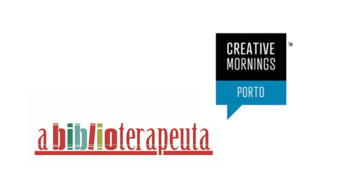 Sandra Barão Nobre - A Biblioterapeuta - Biblioterapia - Creative Morning Porto