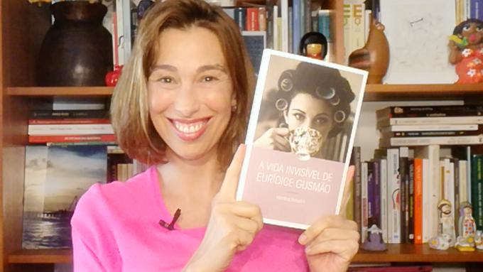 Thumbnail - Sandra Barão Nobre - A Biblioterapeuta - Biblioterapia - A Vida Invisível de Euridice Gusmão