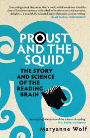 Sandra Barão Nobre - A Biblioterapeuta - Biblioterapia - Proust and the Squid
